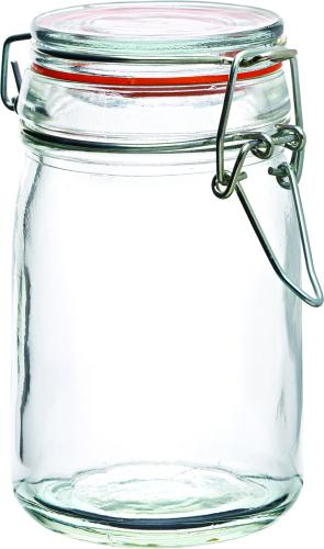 Preserving Jar 9oz (26cl)12