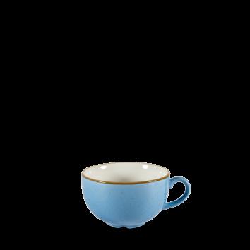 Stonecast Cornflower Blue  Cappuccino Cup 12Oz