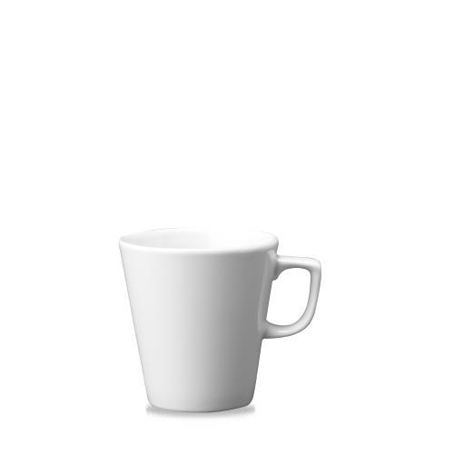 White  Cafe Latte Mug 16Oz Box 6