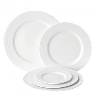 "Edge Winged Plate 6.25"" (17cm)"