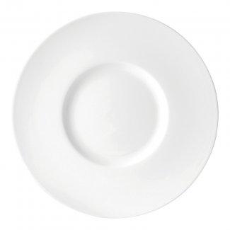 "Mira Wide Rim Salad Plate 9.25"" (24cm)6"