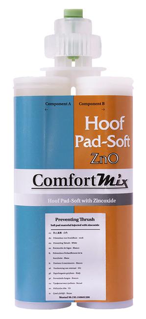Comfortmix Hoof pad soft ZnO