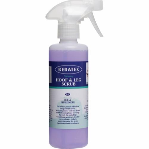 Keratex Medicated Hoof & Leg Scrub 300ml