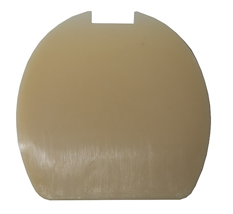 Kilsula plast 12MM beige