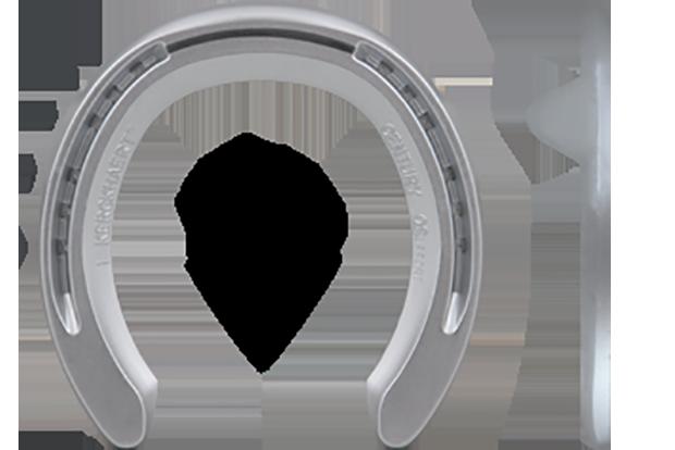 Kerckhaert Century Support Aluminium Fram med Quarterkappor