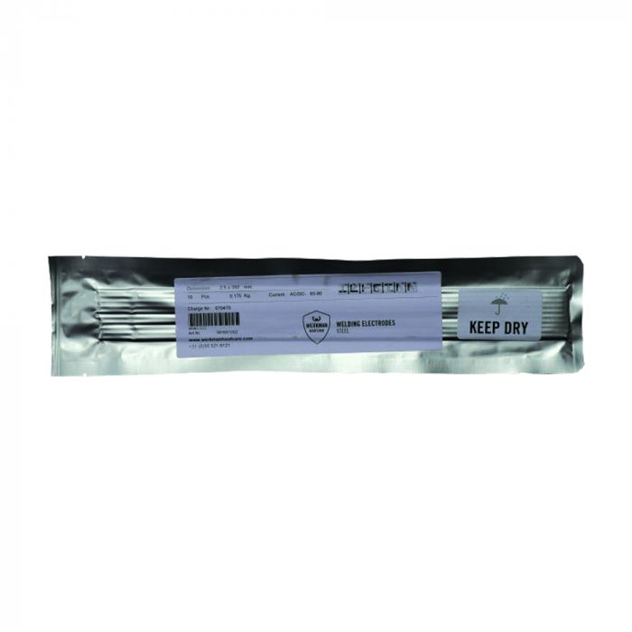 Svetselektroder 2,5mm till stål