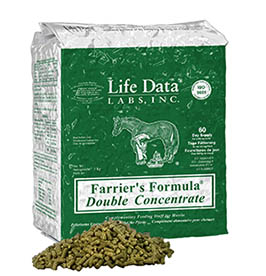 Farriers Formula Double Concentrate® Refill Hovstärkare
