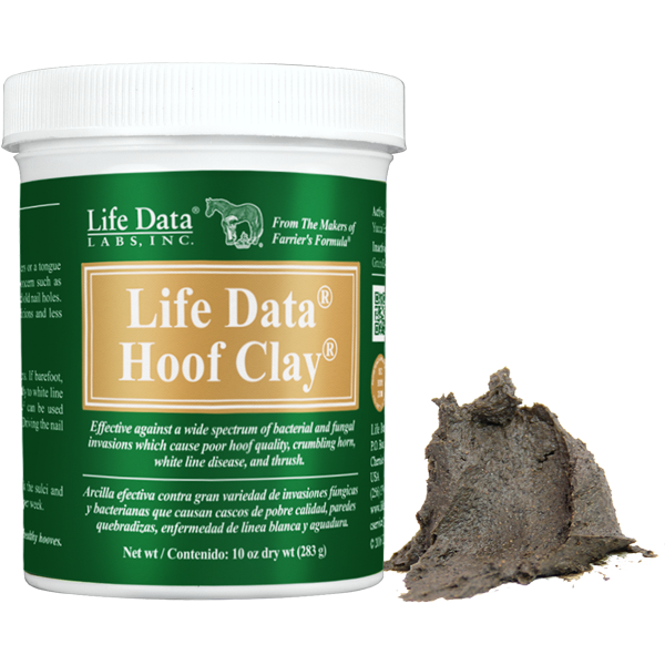 Hoof Clay Life Data