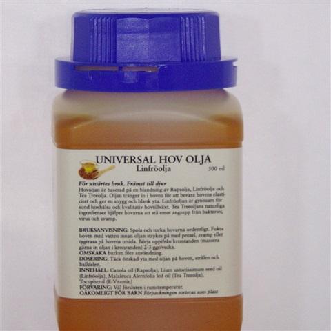 UNIVERSAL HOVOLJA LINFRÖ 500 ml