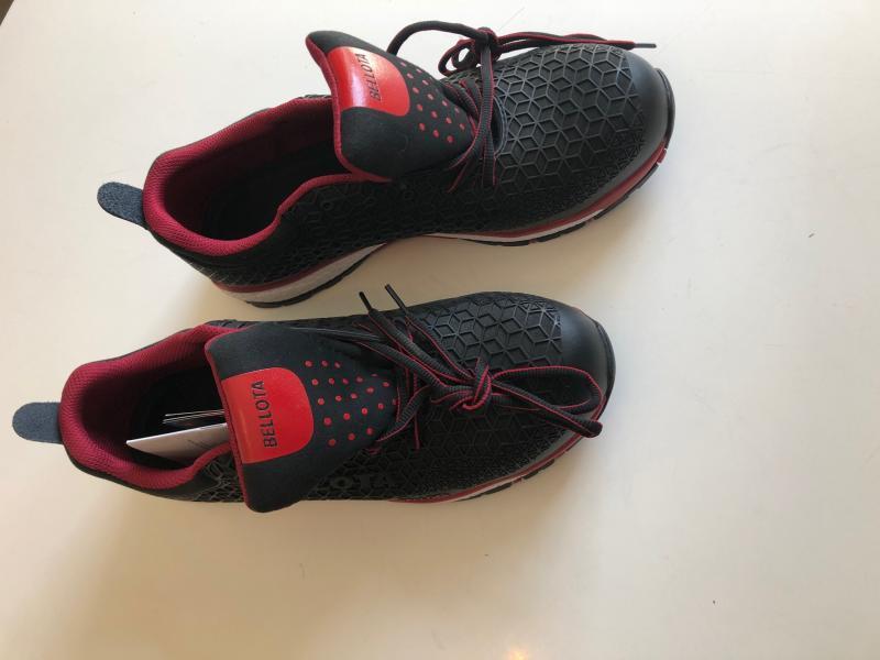 Bellota zapato cell negro arbetssko endast detta par strl.44