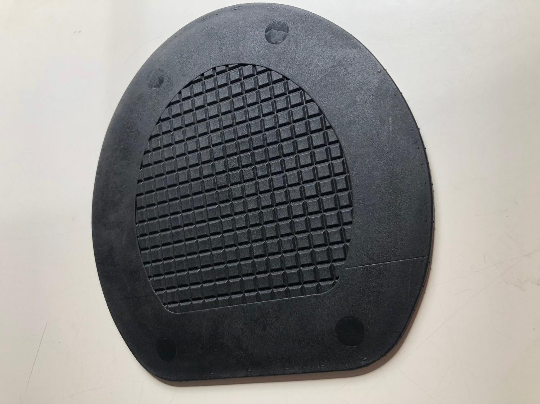 Plastsula svart 4mm