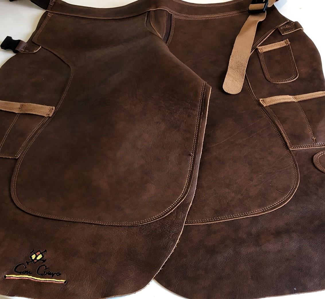 Exclusivt Hovslagarförkläde från Con Cuero