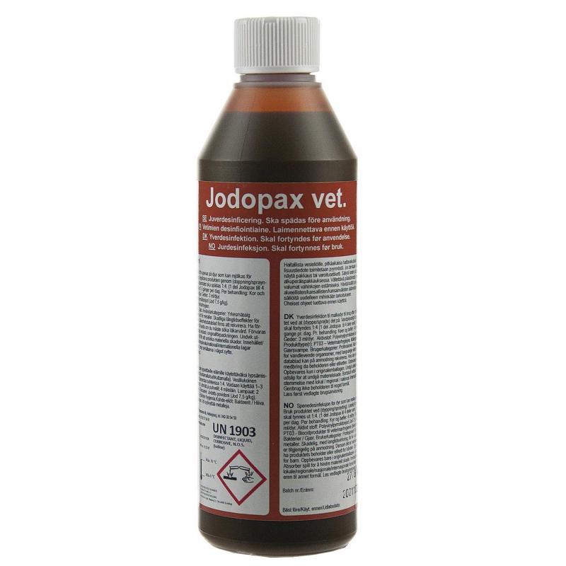 Jodpax vet.0,5L