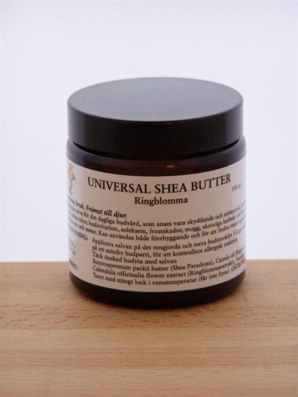 UNIVERSAL SHEA BUTTER med Ringblomma