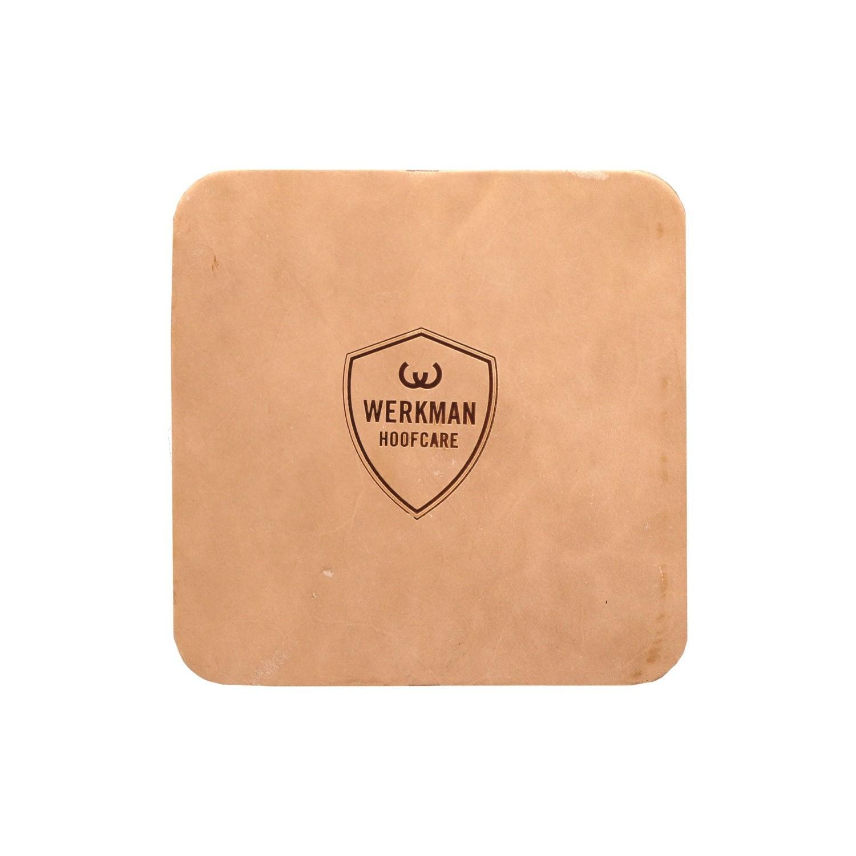 WERKMAN LEATHER PADS 4 MM. 18X8 (PAR)
