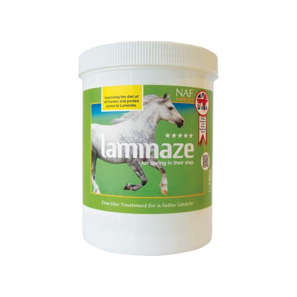NAF Laminaze mot fång