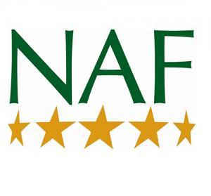 Logotyp NAF