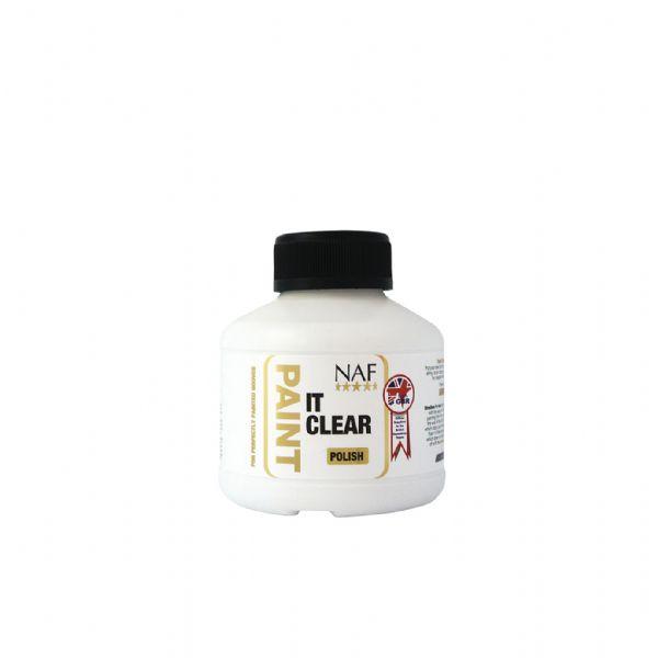 Paint It Clear  - klar hovlack