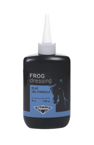 Frog Dressing Diamond Blue
