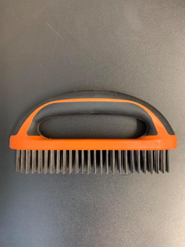 Foot Wire Brush