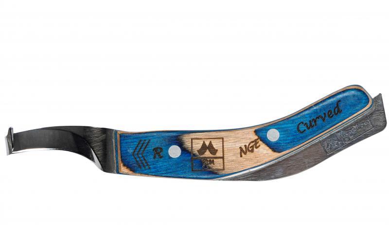 Hovkniv GDM Curved Blade