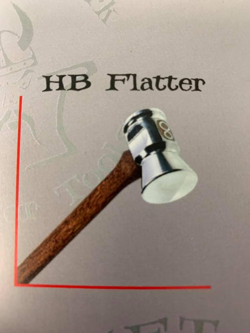 Planhammare VFT HB Flatter