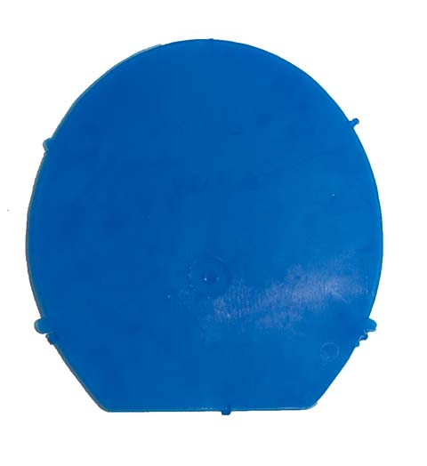 Sula Silikon Blå 2,5mm