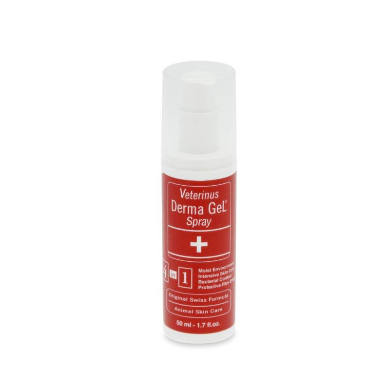 Derma-Gel Spray
