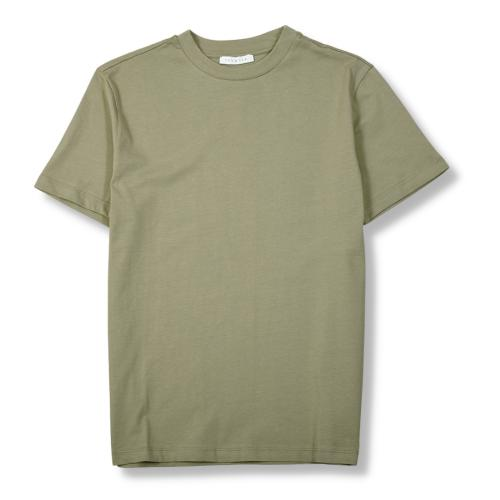 Jersey T-shirt Olive