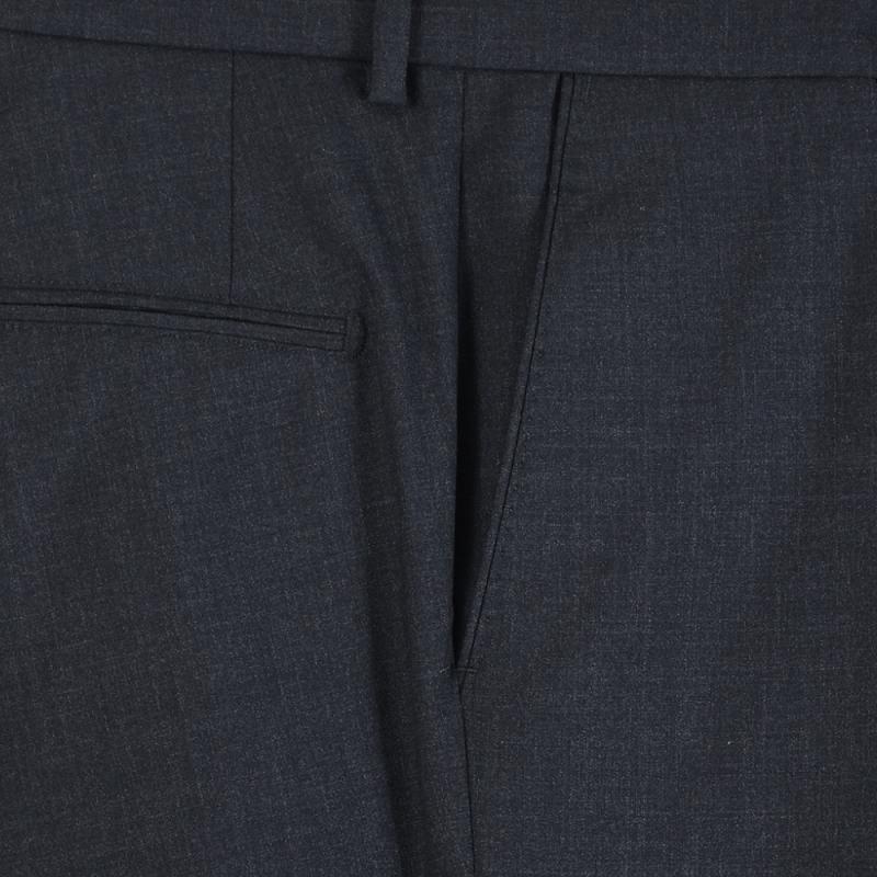 Damien Trousers Dark Grey