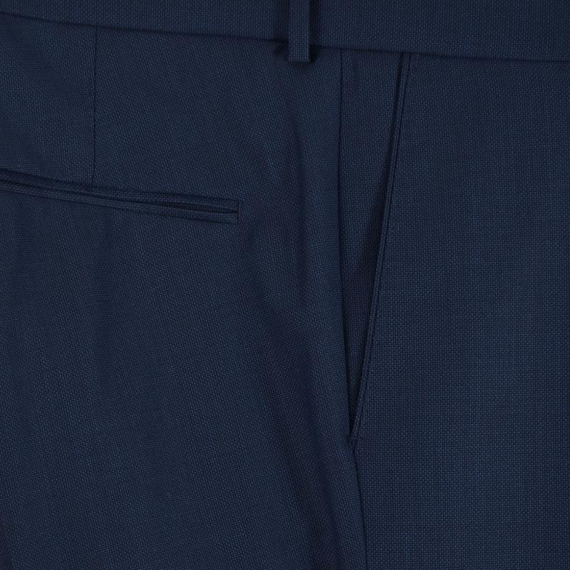Denz Trousers French blue