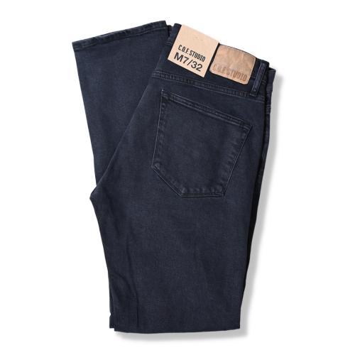 M7 Tapered Comfort Organic Black Black Used Black