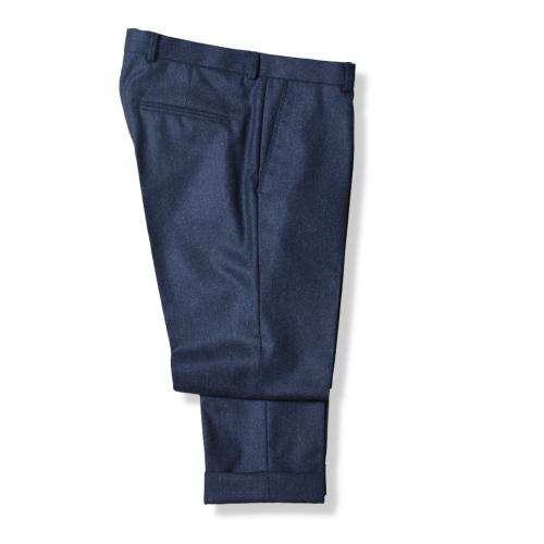 Denz Turn Up Trousers