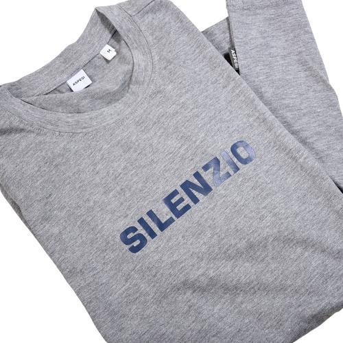 Cotton Jersey T-shirt Silencio