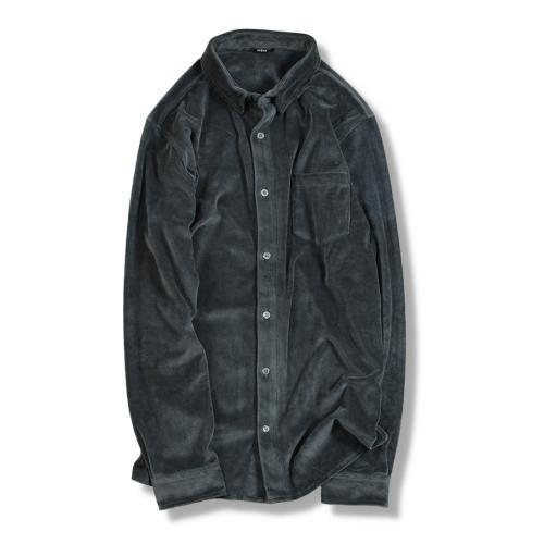Lincoln Velvet Shirt