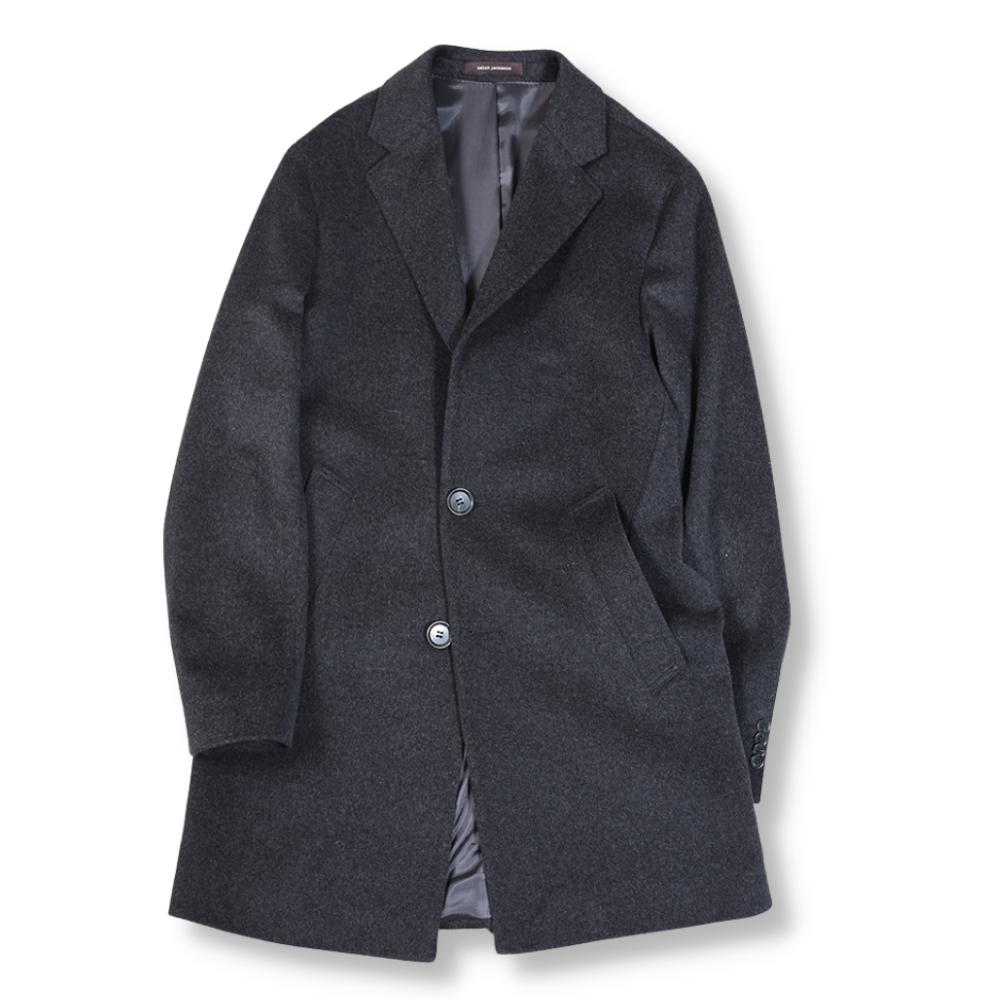 Storvik Coat Grey