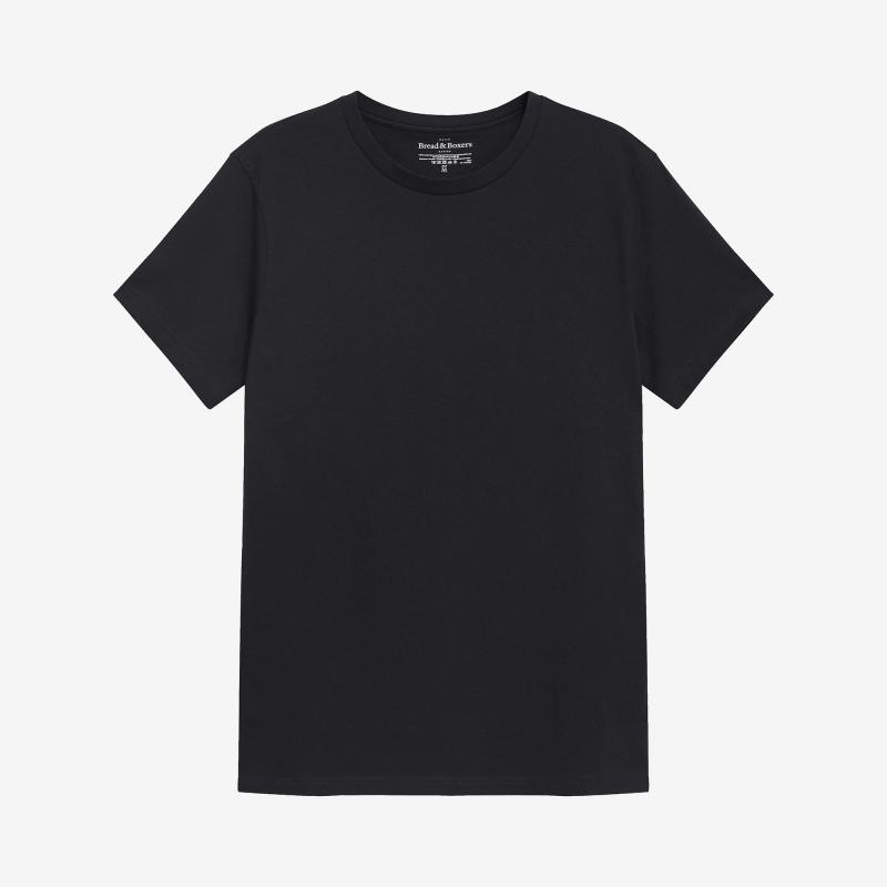 2-Pack Crew-Neck Black