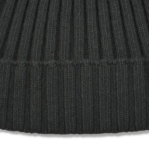 Fisher Ribbed Beanie Military