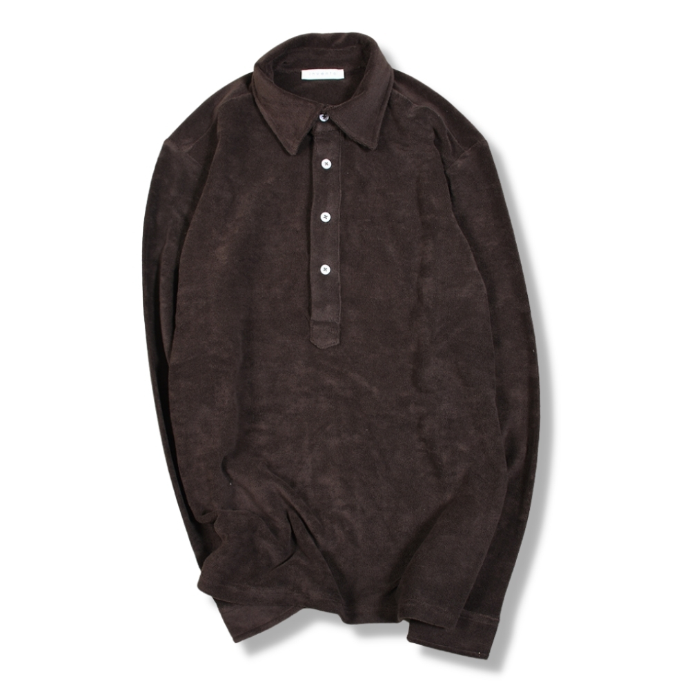 Terry Popover Brown