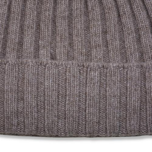 Fisher Ribbed Beanie Nougat