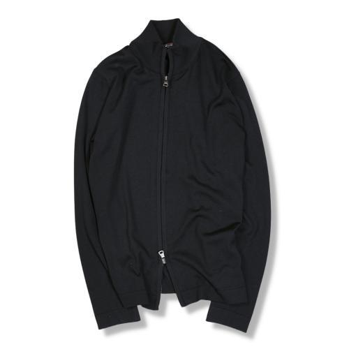 Ariel Full-zip Black