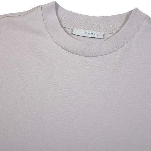 Jersey T-shirt Beige