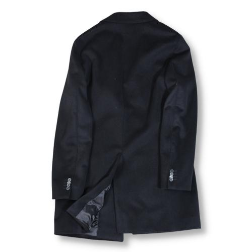 Storvik Coat Black