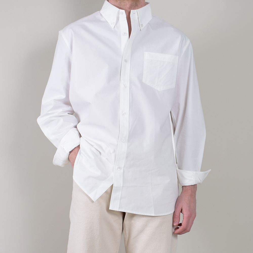 All Weather Relax Cotton Shirt