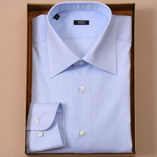 Semi Slim Blue Shirt
