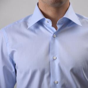 Semi Slim Blue Shirt