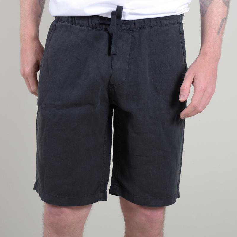 Bermuda Linen Shorts