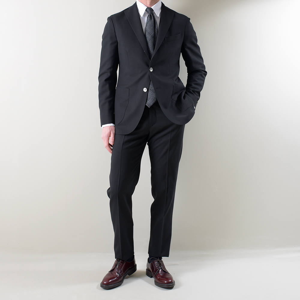 K.Jacket Suit Black