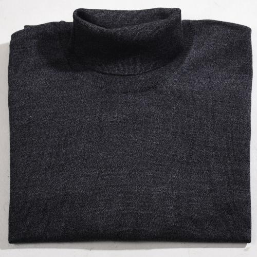 Cole Rollneck Grey