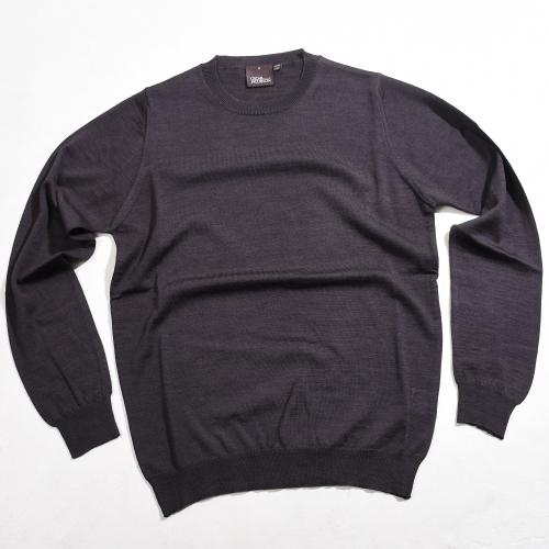 Custer Roundneck Brown